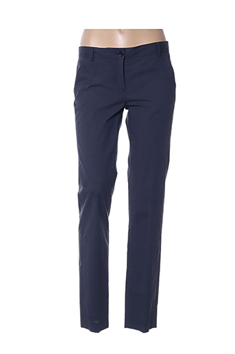 Pantalon chic bleu HARTFORD pour femme
