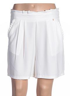 Produit-Shorts / Bermudas-Femme-YES.ZEE