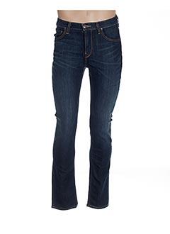Jeans coupe slim bleu LEE pour homme