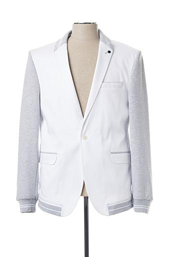 Veste chic / Blazer gris CIPO & BAXX pour homme