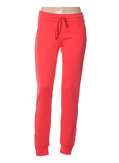 Pantalon casual rouge ANINE BING pour femme
