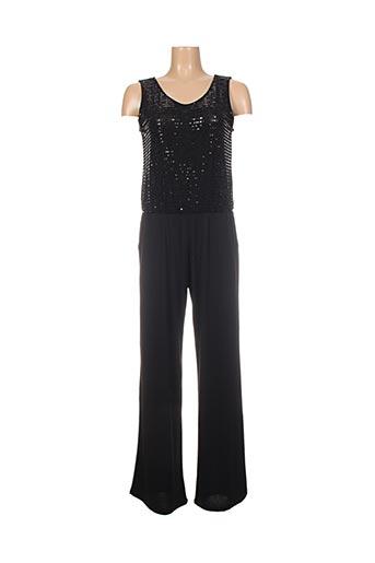 Combi-pantalon noir EGO pour femme