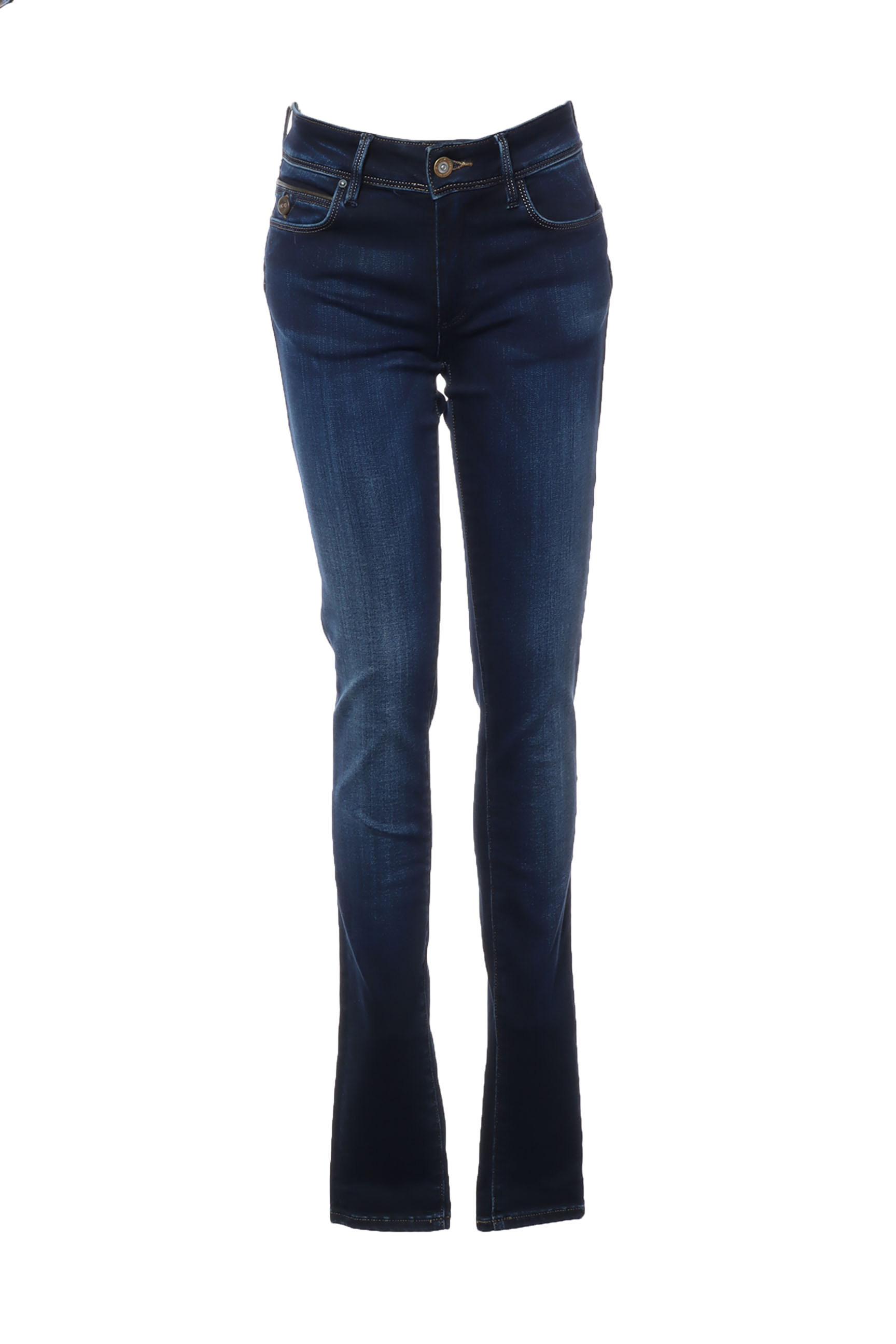 Jeans coupe slim femme Salsa bleu taille : W24 L32 49 FR (FR)