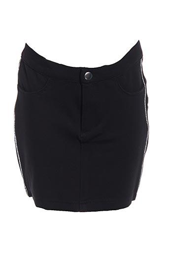 Jupe courte noir ONLY pour fille