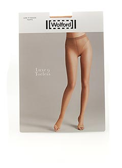 Collants chair WOLFORD pour femme