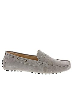 Chaussures bâteau gris EDWEEN PEARSON pour homme