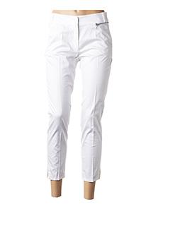 Pantalon 7/8 beige AIRFIELD pour femme