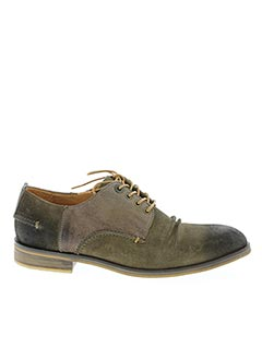 Derbies marron KICKERS pour homme
