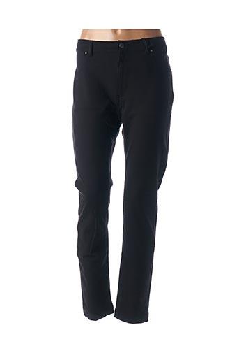 Pantalon casual noir IMPAQT pour femme