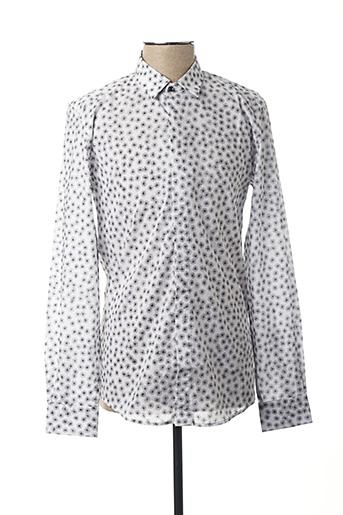 Chemise manches longues blanc ANTONY MORATO pour homme