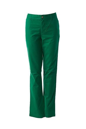 Pantalon casual vert RALPH LAUREN pour garçon