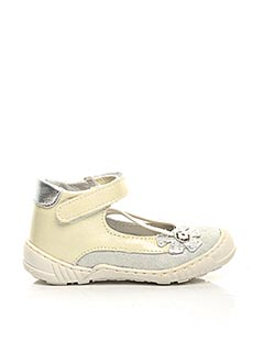 Ballerines jaune LITTLE MARY pour fille