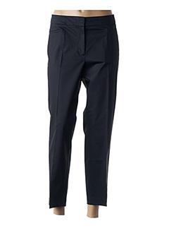 Pantalon 7/8 noir ATELIER GARDEUR pour femme