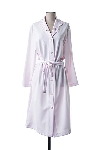 Robe de chambre rose WAITE'S LINGERIE pour femme