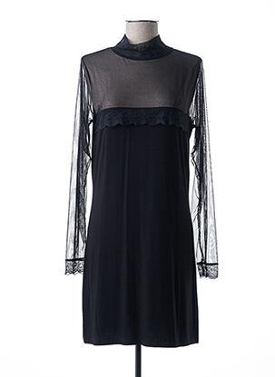 Chemise de nuit noir EMMEBIVI pour femme