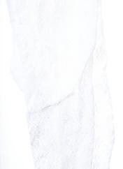 Collants blanc CLAYEUX pour fille seconde vue