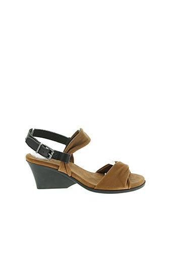 Sandales/Nu pieds marron ARCHE pour femme