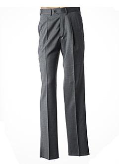 Pantalon chic gris GIANFRANCO FERRE pour homme
