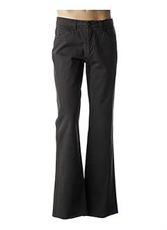 Pantalon casual marron GIANFRANCO FERRE pour homme
