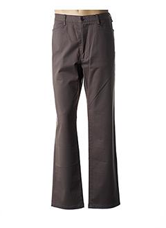 Pantalon casual marron TRUSSARDI JEANS pour homme