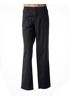 Pantalon casual noir GIANFRANCO FERRE pour homme