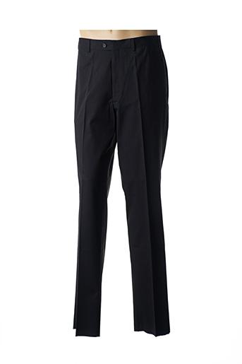 Pantalon chic noir TRENDY pour homme