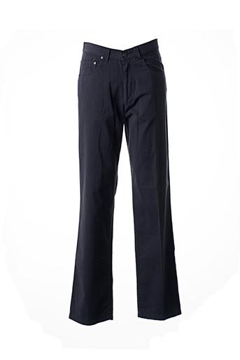 Pantalon casual bleu FLORENTINO pour homme