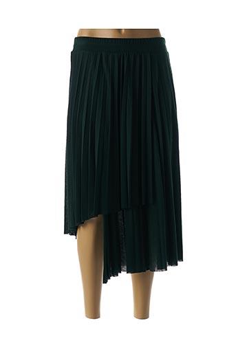 Jupe longue vert B.YU pour femme
