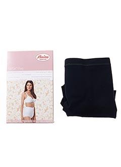 Slip/Culotte noir ANITA pour femme
