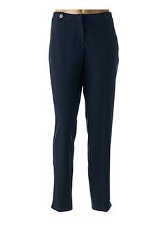 Pantalon 7/8 bleu DIAMBRE pour femme