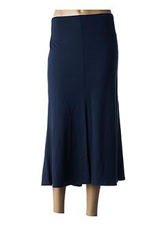 Jupe longue bleu RABE pour femme