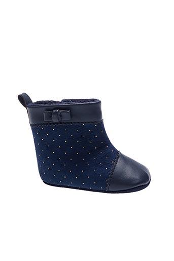 Bottines/Boots bleu ABSORBA pour fille