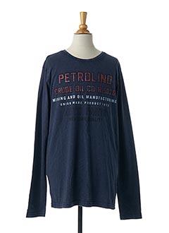 Produit-T-shirts-Garçon-PETROL INDUSTRIES