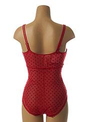 Body lingerie rouge PRIMA DONNA pour femme seconde vue