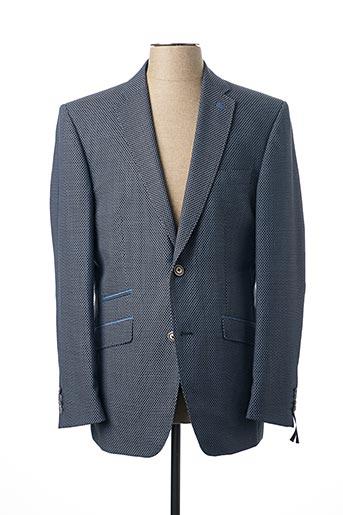 Veste chic / Blazer bleu ROY ROBSON pour homme