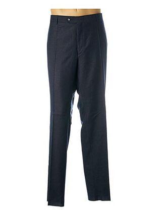 Pantalon chic bleu ROY ROBSON pour homme
