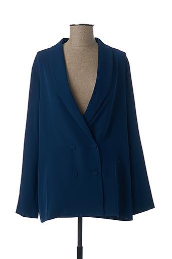 Veste chic / Blazer bleu IMPERIAL pour femme