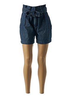 Produit-Shorts / Bermudas-Femme-GARCONNE
