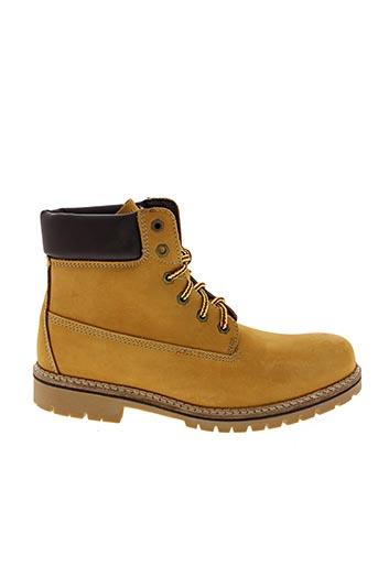 Bottines/Boots marron HOOPER SHOES pour femme