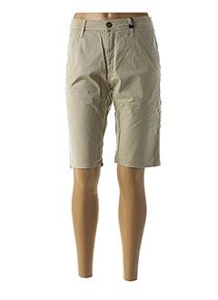 Produit-Shorts / Bermudas-Femme-IMPAQT