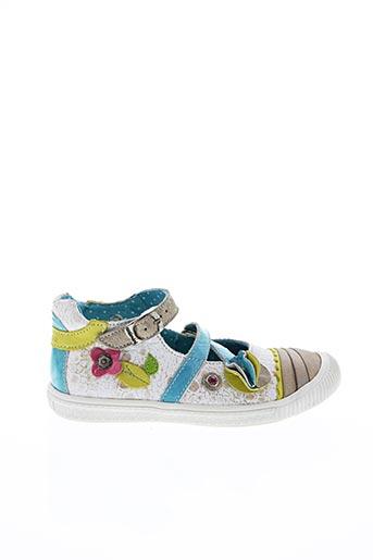 Sandales/Nu pieds blanc CATIMINI pour fille