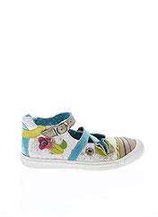 Sandales/Nu pieds blanc CATIMINI pour fille seconde vue