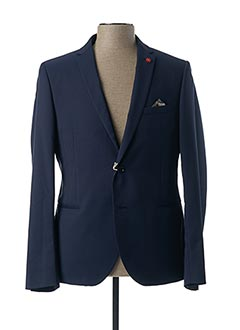 Veste chic / Blazer bleu MARZOTTO pour homme