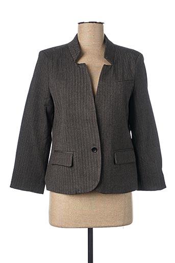 Veste chic / Blazer gris LOLA ESPELETA pour femme