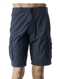 Produit-Shorts / Bermudas-Homme-CODE ZERO