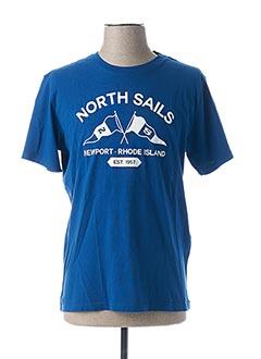 Produit-T-shirts-Homme-NORTH SAILS
