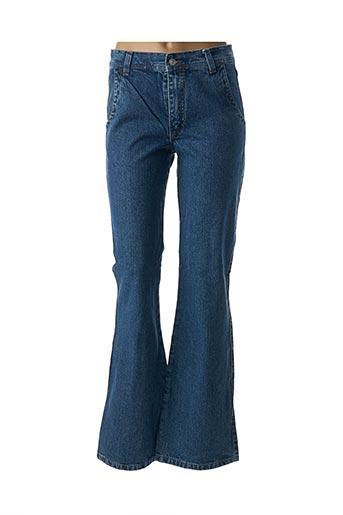 Jeans bootcut bleu COMPANY pour femme