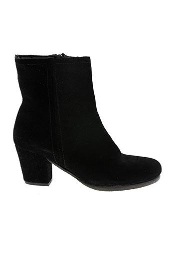 Bottines/Boots noir A.S.98 pour femme