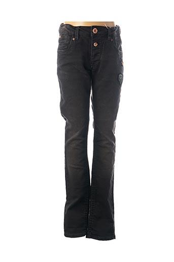 Jeans coupe slim noir GARCIA pour fille