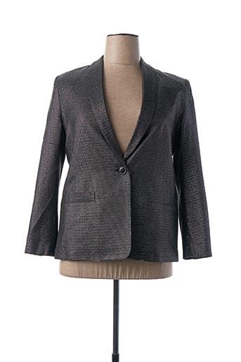 Veste chic / Blazer gris BELLEROSE pour femme